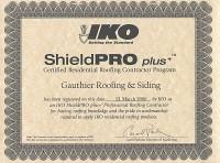 IKO Certified Installer
