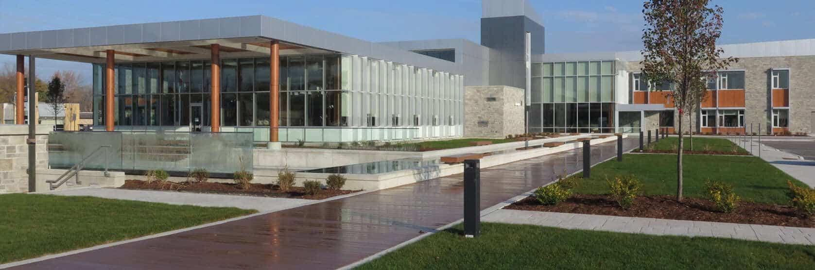 LaSalle Ontario Civic Centre