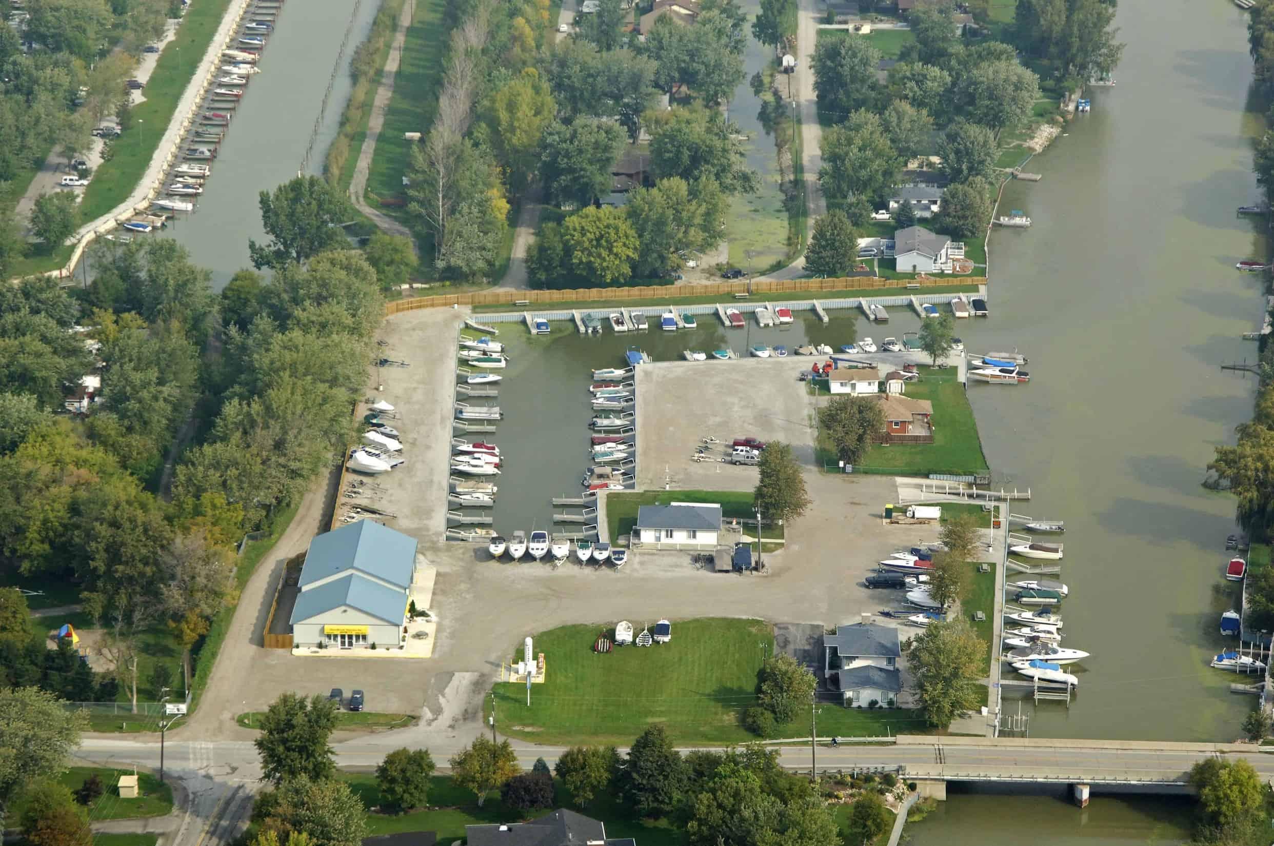 Image of St. Joachim Ontario Deerbrook Marina