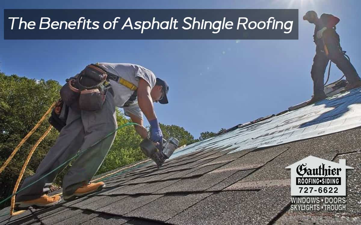 The Benefits of Asphalt Shingle Roofing Feature Image