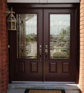 Double Door Entrance System
